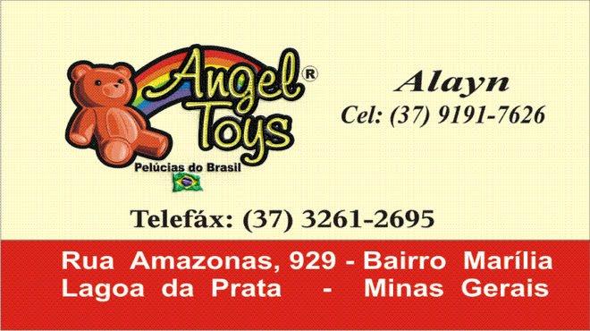 Angel Toys - Indústria de Bichos de Pelúcia