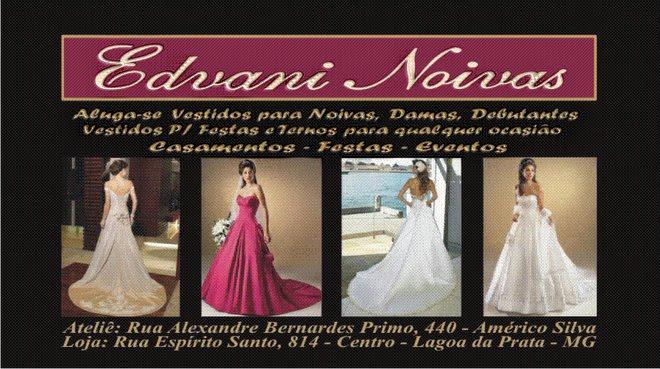 ***  Edvaní Noivas - 4 - Imagem  ***