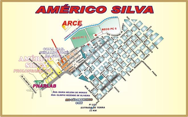 Américo Silva - Planta