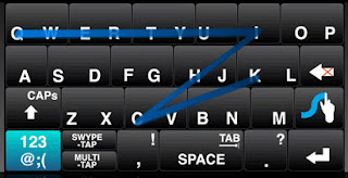 Interface Swype