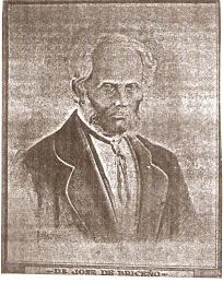 DR. JOSÉ DE BRICEÑO