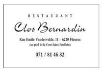 Le Clos du Bernardin
