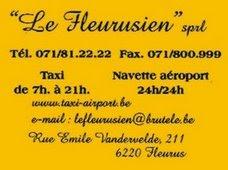 "Taxi ""Le Fleurusien"""
