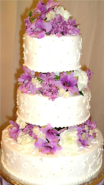 Incredible Wedding Cake with Flowers 362 x 640 · 33 kB · jpeg