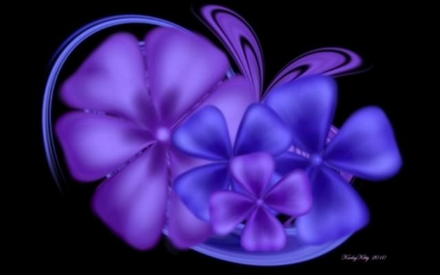 333074 - Digital Flowers