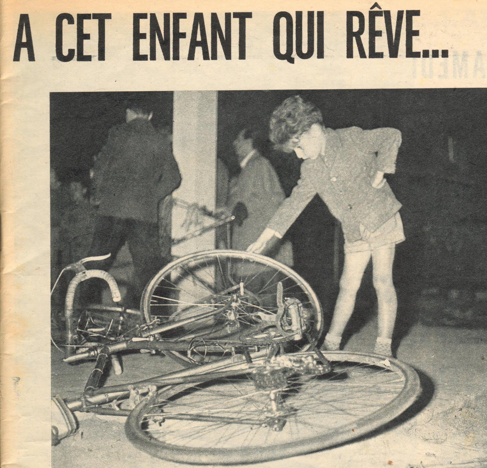 Mon tour de france 1959 puiseaux 2009 for Le miroir de ma vie