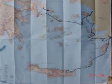route mei - juni 2010
