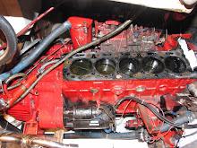 Mercedes OM 617 85 pk