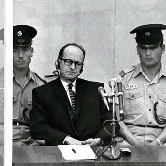 Adolf Eichmann secret