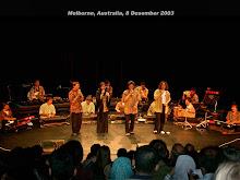 Melbourne, Australia, 8 December 2003