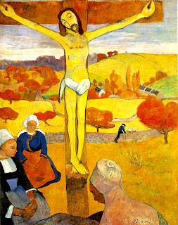 Paul gauguin painting agony in the garden — photo 1