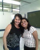 Eu e minha amiga Simone!