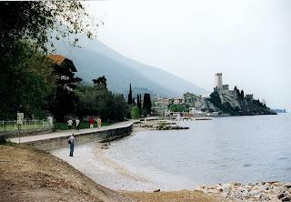 Malcesine am Gardasee