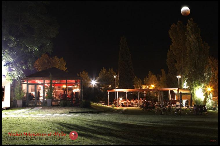 Noches mágicas en El Aljibe