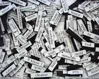 "Photo credit: ""magnetic poetry"" by surrealmuse"
