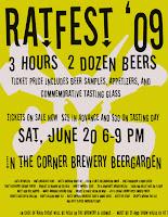 RatFest '09 at Corner Brewery