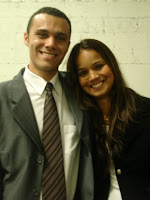 Obreiros Eduardo e Elaine