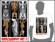 T-shirt Radiography Art.2