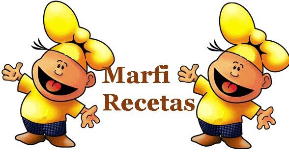 MARFI RECETAS