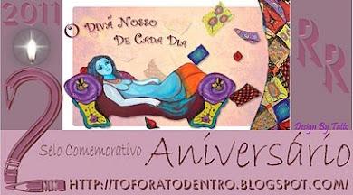 Aniversário do Blog: To Fora To Dentro