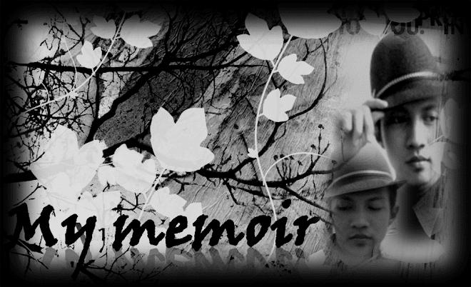 mY memoir...