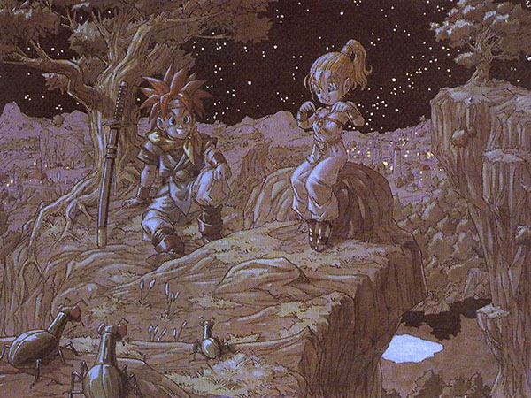 RPG para Super Nintendo 600full-chrono-trigger-artwork