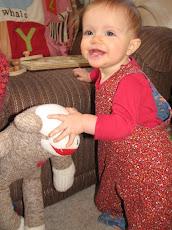 Liliana 10 Months!