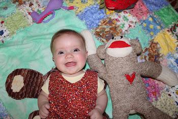 Norah 4 months!