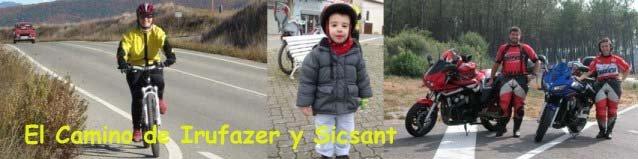 El Camino de Irufazer y Sicsant