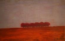 Tree Line Series, Untitled   7 x 10
