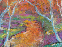 Orange Canyon series   7 x 10