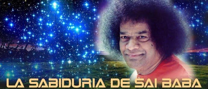 La sabiduría de Sai Baba