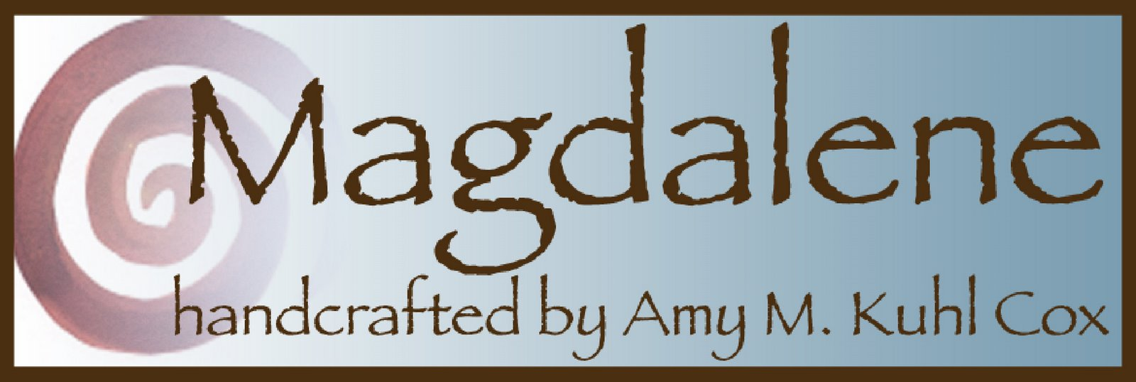 Magdalene by Amy Kuhl Cox