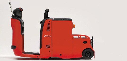 Linde material handling tow tractors p 30 for Tow motor operator job description