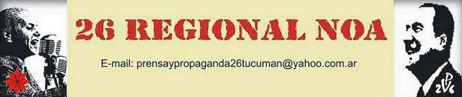 26 Regional NOA