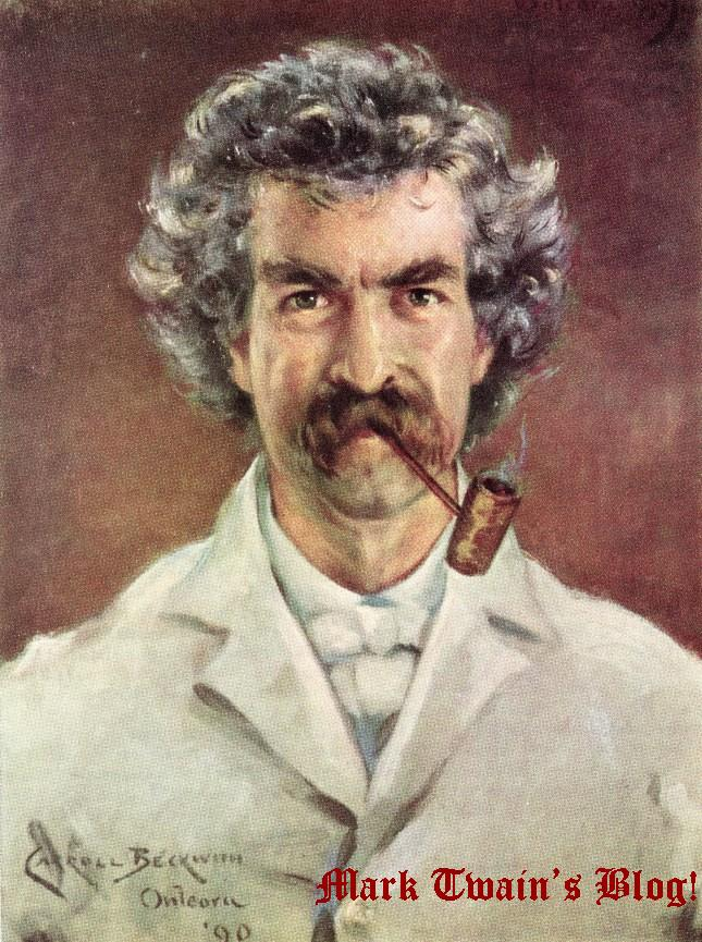 Mark Twain&#39;s life