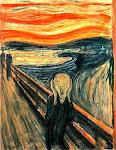 """O grito"" (1893), Edvard Munch"