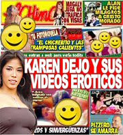 Video de Karen Dejo