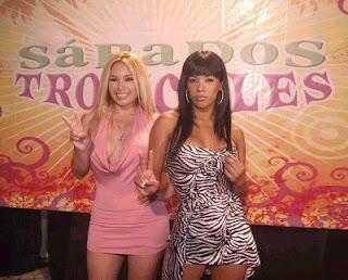 Lizet Soto y Karen Dejo