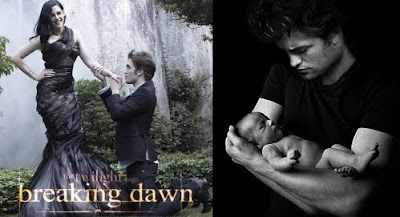 Twilight Breaking Dawn Film