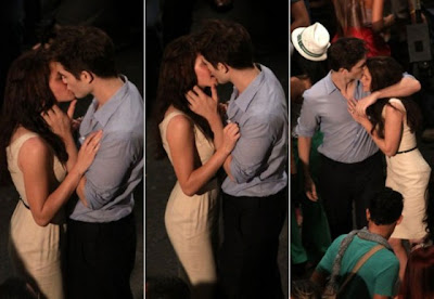 Twilight Breaking Dawn Kiss