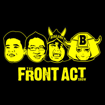 The Front Act Show 01-08-11