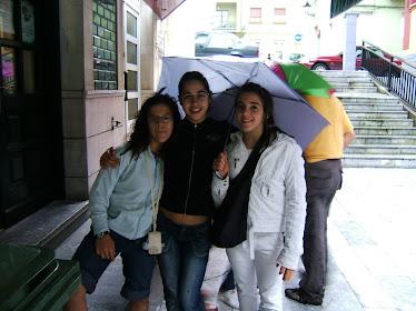 El viaje a Gijon en 2009