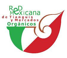 Pertenecemos a la Red Mexicana de Mercados y Tianguis orgánicos