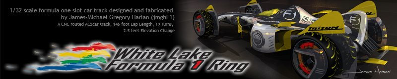 White Lake Formula One Ring