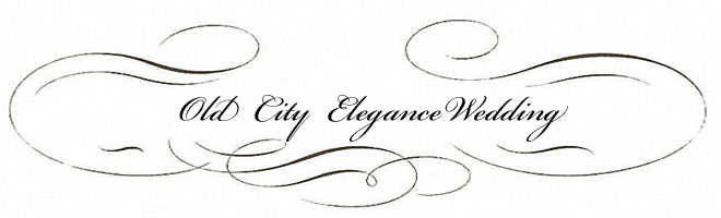Old City Elegance Wedding
