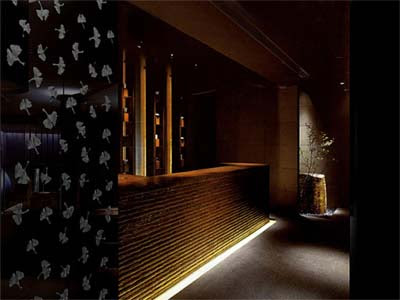 Wall Panels and Screens Ginkgo