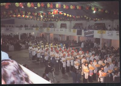 Oktoberfest en Coronel Suarez