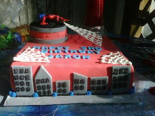Spiderman cupcake cake walmart - photo#15