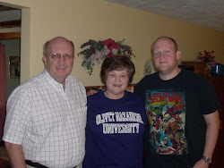 Dad, Mom, and Rick